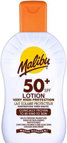 SPF50+ Lotion Protection
